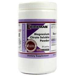 Kirkman Labs Magnesium Citrate Soluble Powder