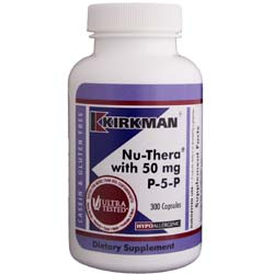 Kirkman Labs Nu-Thera With 50 Mg P-5-P