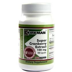 Kirkman Labs Super Cranberry Extract