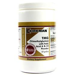 Kirkman Labs TMG with Folic Acid and B12