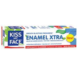 Kiss My Face ENAMEL XTRA Gel Toothpaste