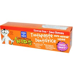 Kiss My Face Obsessively Natural Kids Toothpaste