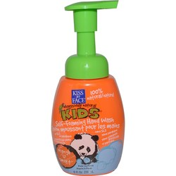 Kiss My Face Self-Foaming Hand Wash