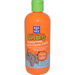 Kiss My Face Kids Bubble Wash