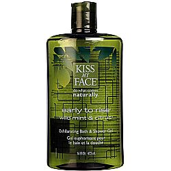 Kiss My Face Early to Rise Bath  Shower Gel