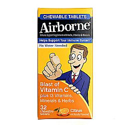 Knight-McDowell Labs Airborne Chewable Tablets
