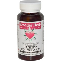 Kroeger Herb Candida Formula #2