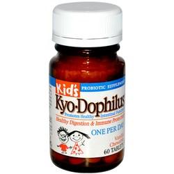 Kyolic Kid's Kyo-Dophilus Chewables