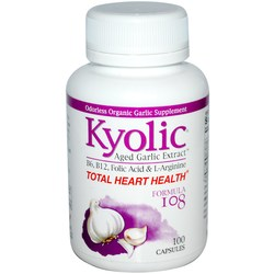 Kyolic Total Heart Health Formula 108