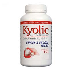 Kyolic Kyolic Formula 101 Garlic Extract Energy with Yeast