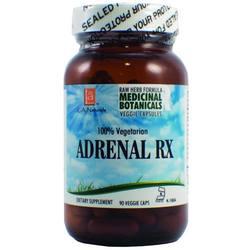 L.A. Naturals Adrenal RX Raw Formula
