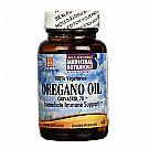 L.A. Naturals Oregano Oil Capsules 510 mg