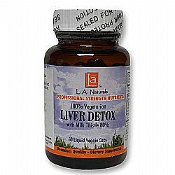 L.A. Naturals Liver Detox Caps