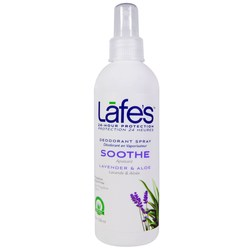 Lafe's Natural Body Care Deodorant Spray