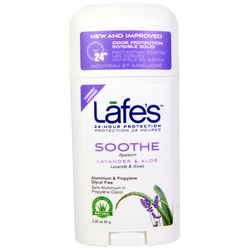 Lafe's Natural Body Care Twist-Stick Deodorant