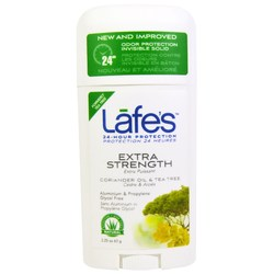 Lafe's Natural Body Care Twist-Stick Deodorant