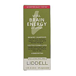 Liddell Laboratories Vital Brain Energy