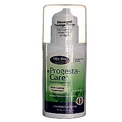 Life-Flo Progesta-Care with Cooling Peppermint