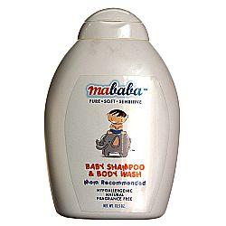 Life-Flo Mababa Baby Shampoo and Body Wash