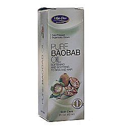 Life-Flo Pure- Organic Baobab Oil