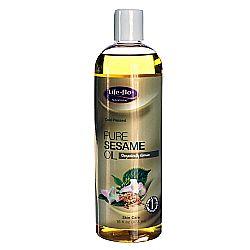 Life-Flo Pure- Organic Sesame Oil