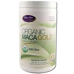 Life-Flo Organic Maca Gold Powder