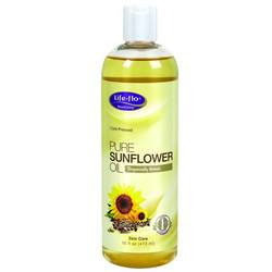 Life-Flo Organic Pure Sunflower Oil