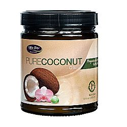 Life-Flo Organic Pure Coconut Oil