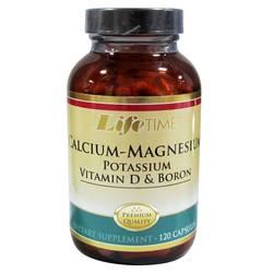 LifeTime Calcium Magnesium with Potassium Vitamin D  Boron