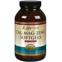 LifeTime Calcium Magnesium Zinc with Vitamin D