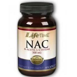 LifeTime N-Acetyl L-Cystein 500 mg