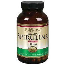 LifeTime Hawaiian Spirulina 600 mg
