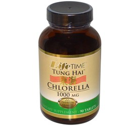 LifeTime Tung Hai Chlorella 1000 mg