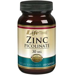 LifeTime Zinc Picolinate 30 mg