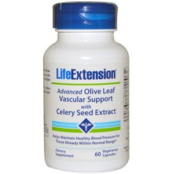 Life Extension Advanced Olive Leaf Vascular Support with Celery Seed Extract
