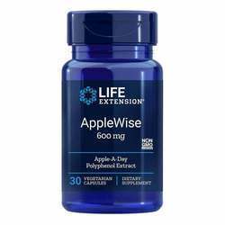 Life Extension AppleWise 600 mg Apple-A-Day Polyphenol Extract