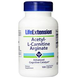 Life Extension Acetyl-L-Carnitine Arginate