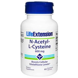Life Extension N-Acetyl-L-Cysteine