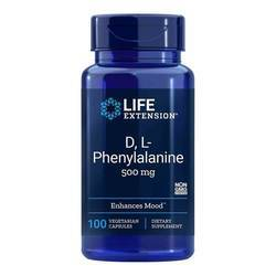 Life Extension DL-Phenylalanine