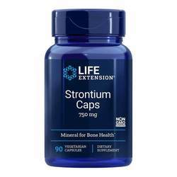 Life Extension Strontium Caps 750 mg