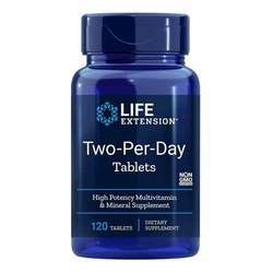 Life Extension Two-Per-Day High Potency Multivitamin