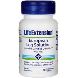 Life Extension European Leg Solution featuring Certified Disomin 95