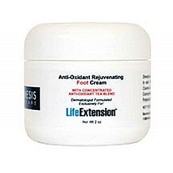 Life Extension Anti-Oxidant Rejuvenating Foot Cream
