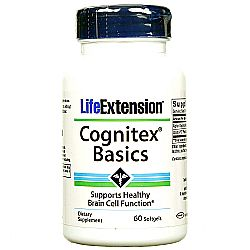 Life Extension Cognitex Basics