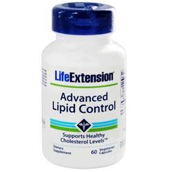 Life Extension Advanced Lipid Control
