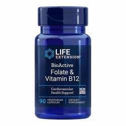 Life Extension BioActive Folate and Vitamin B12