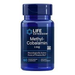 Life Extension Methylcobalamin 1 mg
