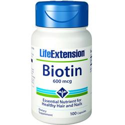 Life Extension Biotin