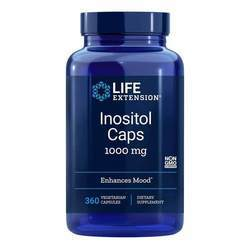 Life Extension Inositol Caps 1000 mg