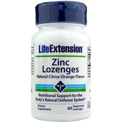 Life Extension Zinc Lozenges 24 mg